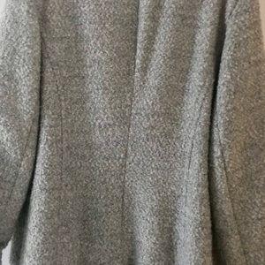 Anne Klein Jackets & Coats - Grey 'Boucle' Coat